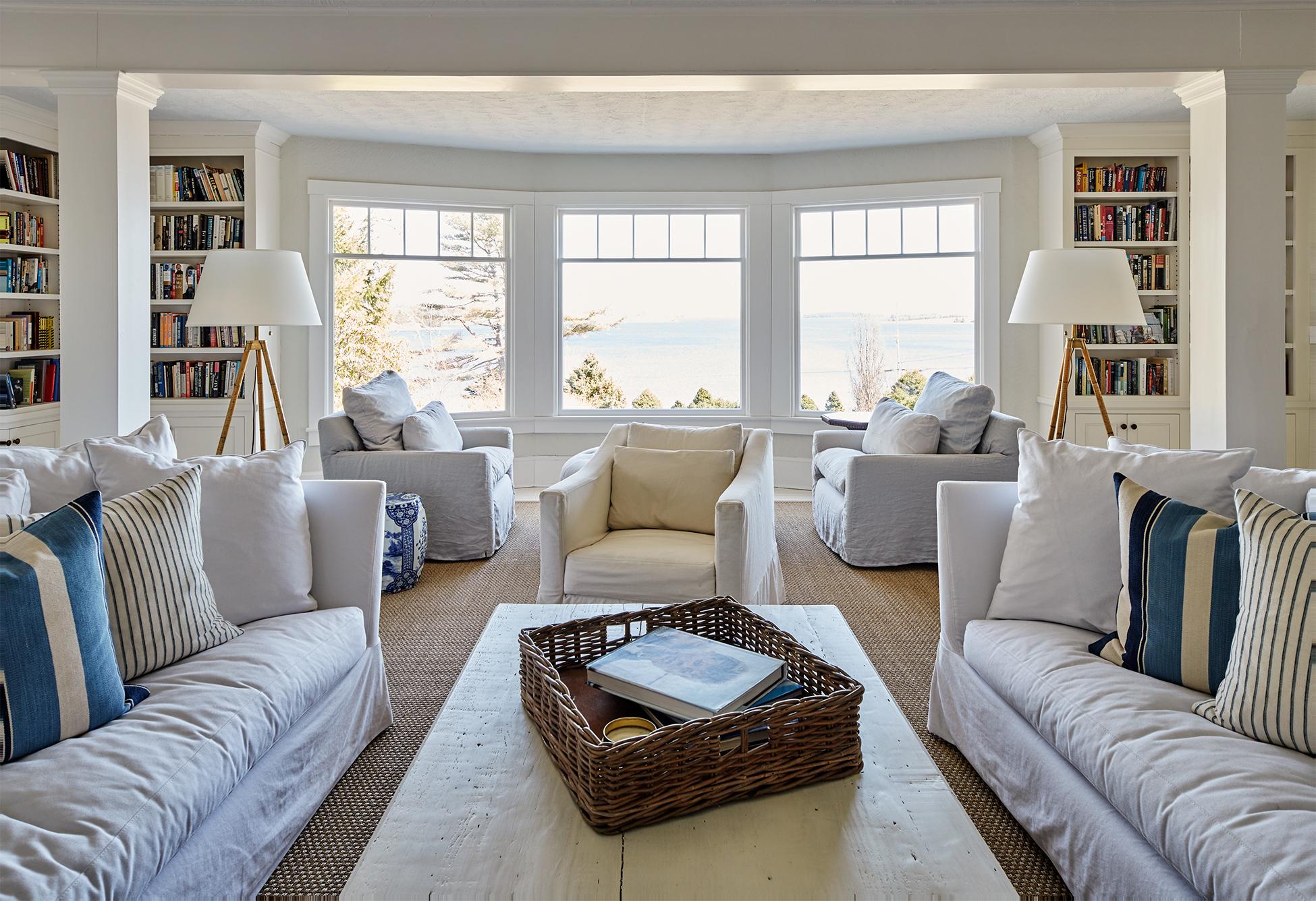 Pews Living Room